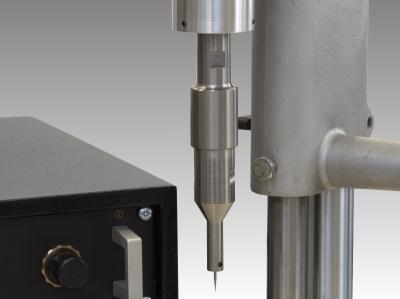Booster im Verhältnis 2:1 an einem 28-kHz Schallwandler