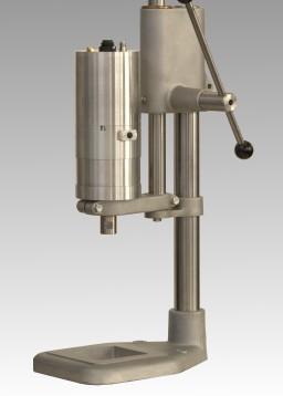 Präziosionsbohrständer mit 20-kHz Ultraschall-Rotationskopf