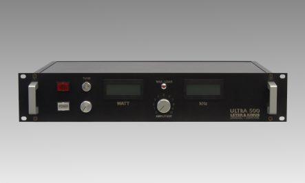 Ultra 500 mit Softstart